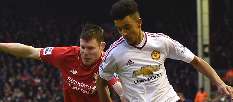 Manchester United's Chris Smalling impressed with Cameron Borthwick-Jackson