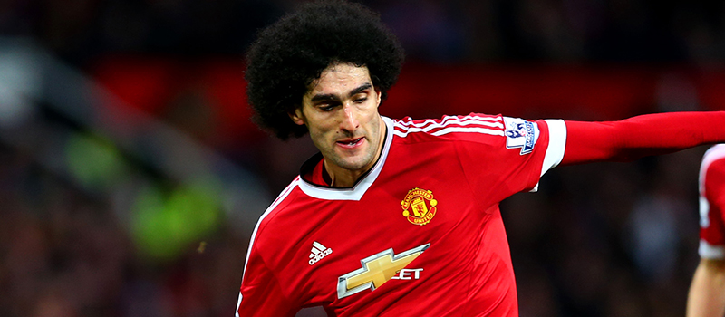 Manchester United fans pleased with Marouane Fellaini performance