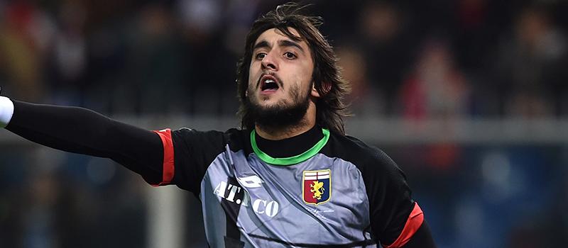 Manchester United send scouts to watch Genoa's Mattia Perin – report