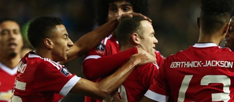Derby 1-3 Manchester United: Superb Anthony Martial inspires FA Cup victory
