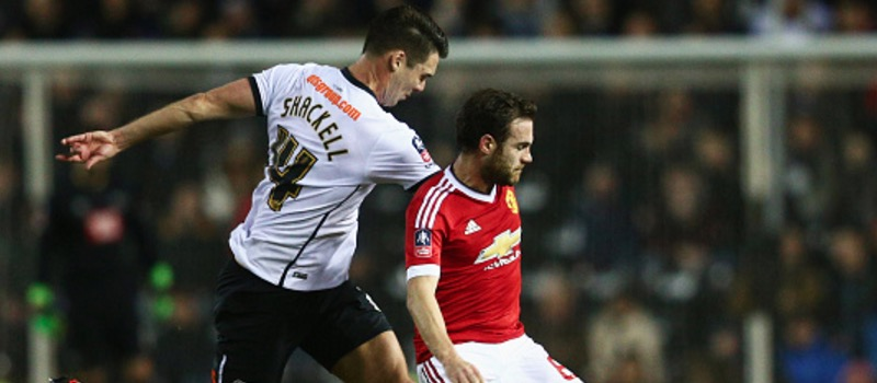 Player Ratings: Derby 1-3 Manchester United