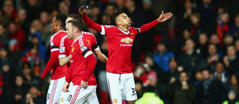 Manchester United 3-0 Stoke City: Hosts romp to victory with impressive display