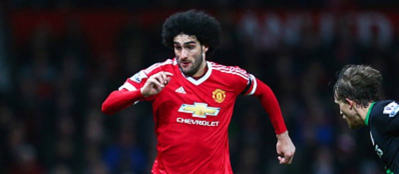 Marouane Fellaini knows Manchester United can't afford anything but a win against FC Midtjylland