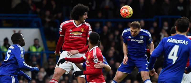 Fellaini receives mixed reviews from Man Utd fans