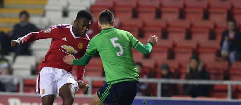 Timothy Fosu-Mensah head and shoulders above Norwich U21s