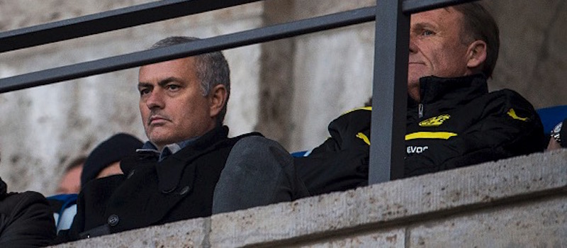 Is Mourinho right for Man United?