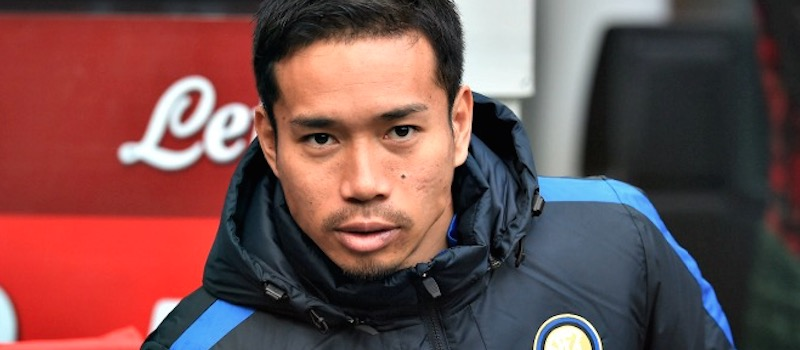 Inter Milan left-back Yuto Nagatomo has revealed he turned down a Manchester United bid