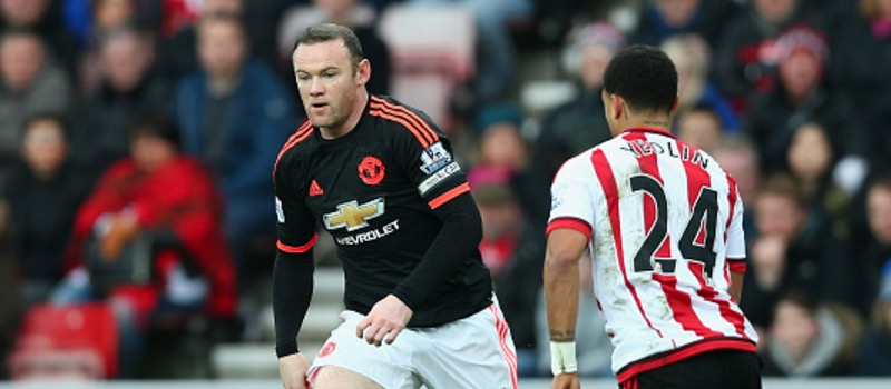 Anthony Martial or Will Keane in line to replace Wayne Rooney for Manchester United