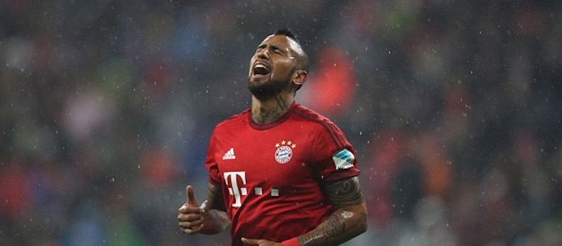 Manchester United target Arturo Vidal rules out prospect of leaving Bayern Munich in the summer