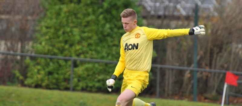 Dean Henderson delighted with 'dream' place in Manchester United squad against Shrewsbury