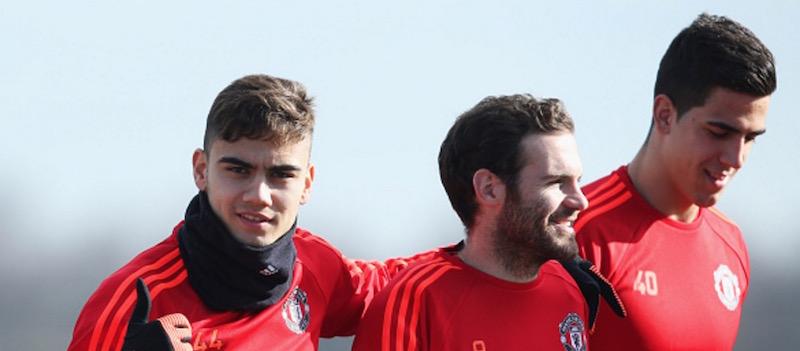 Confirmed Teams: Man United U21s vs Middlesbrough