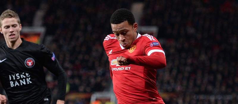 Memphis, Lingard and Rashford nominated for Man United's Player of the Month