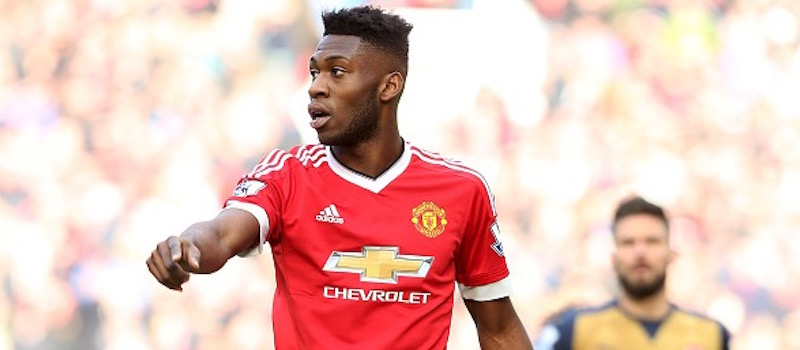 Manchester United's Tim Fosu-Mensah has 'ridiculous' pace, claim Crystal Palace teammates