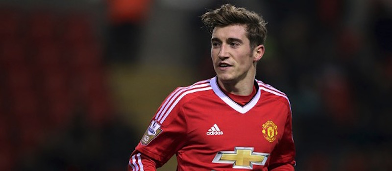 Manchester United's Joe Rothwell signs for Oxford United
