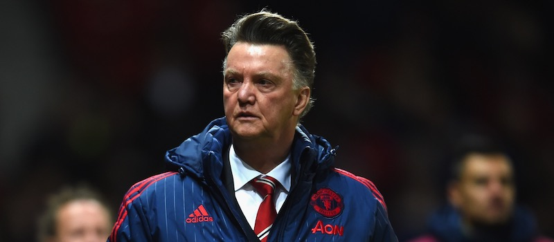 Louis van Gaal expects to stay at Manchester United even without a top four finish