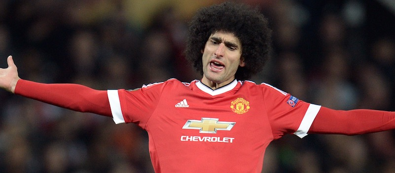 Howard Webb labels Marouane Fellaini as a 'thug' after Liverpool game