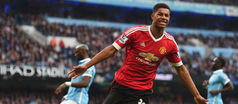 Local lads rule the roost in Manchester derby