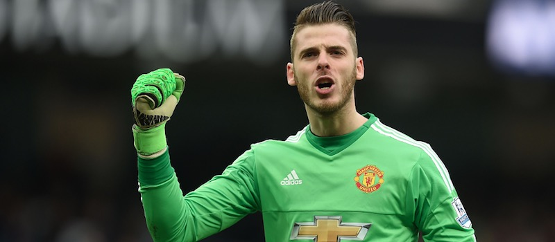 De Gea ready for Spain's clash against Italy