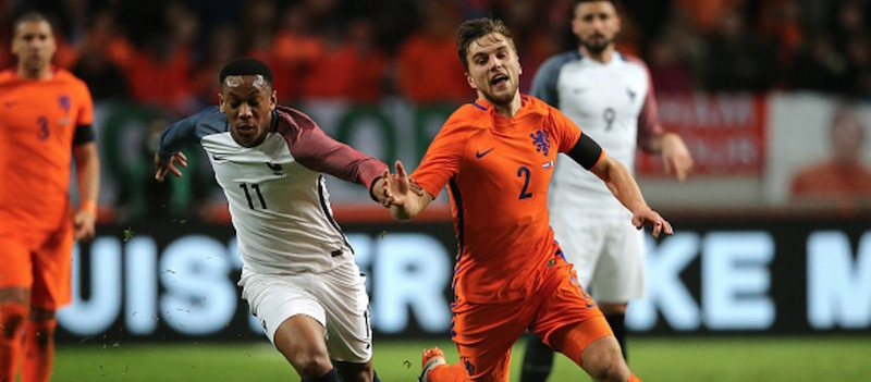 Anthony Martial grabs assist in excellent cameo against Netherlands