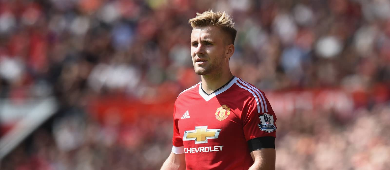 """I'll be ready"": Luke Shaw preparing for Manchester United return"