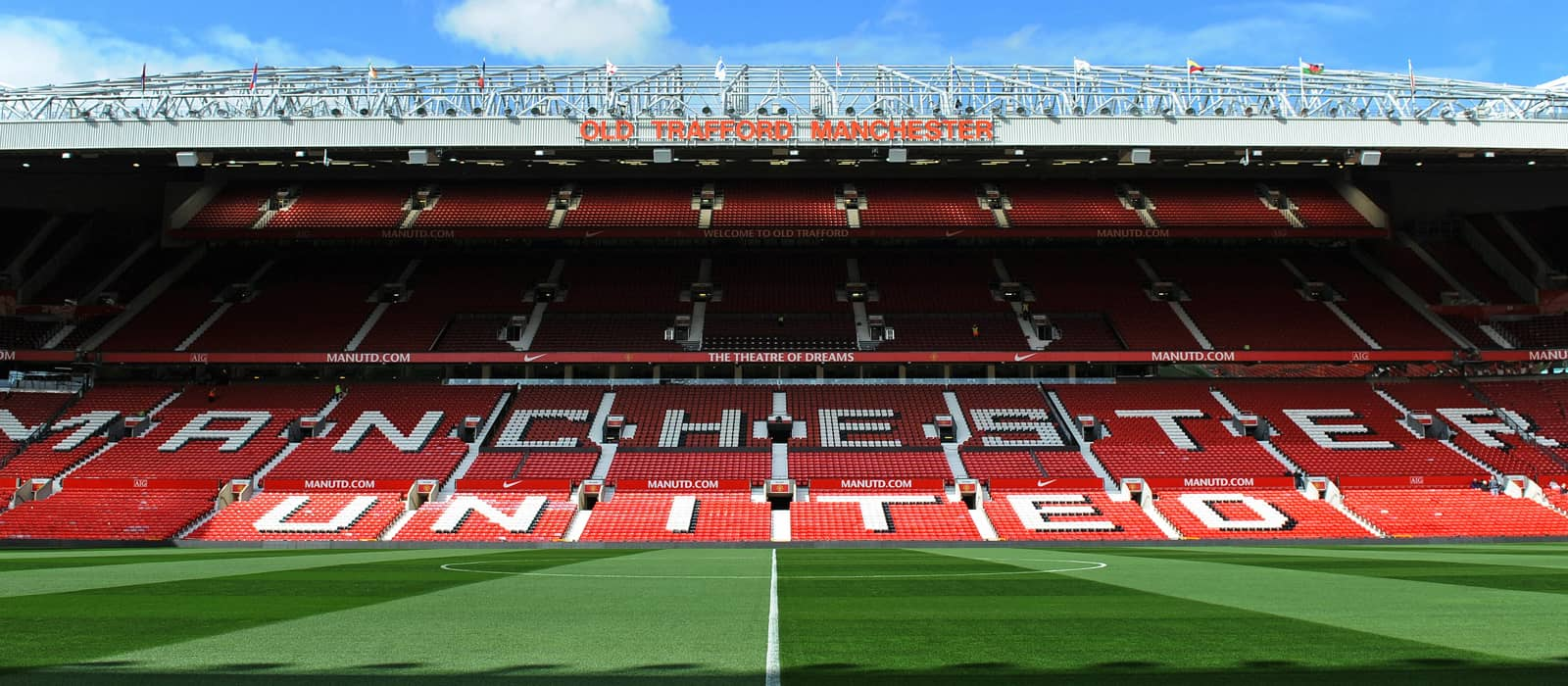 Manchester United to play Barcelona in Sweden