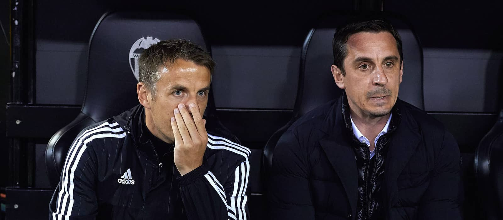 Gary Neville trolls Liverpool with chant after Champions League Final defeat