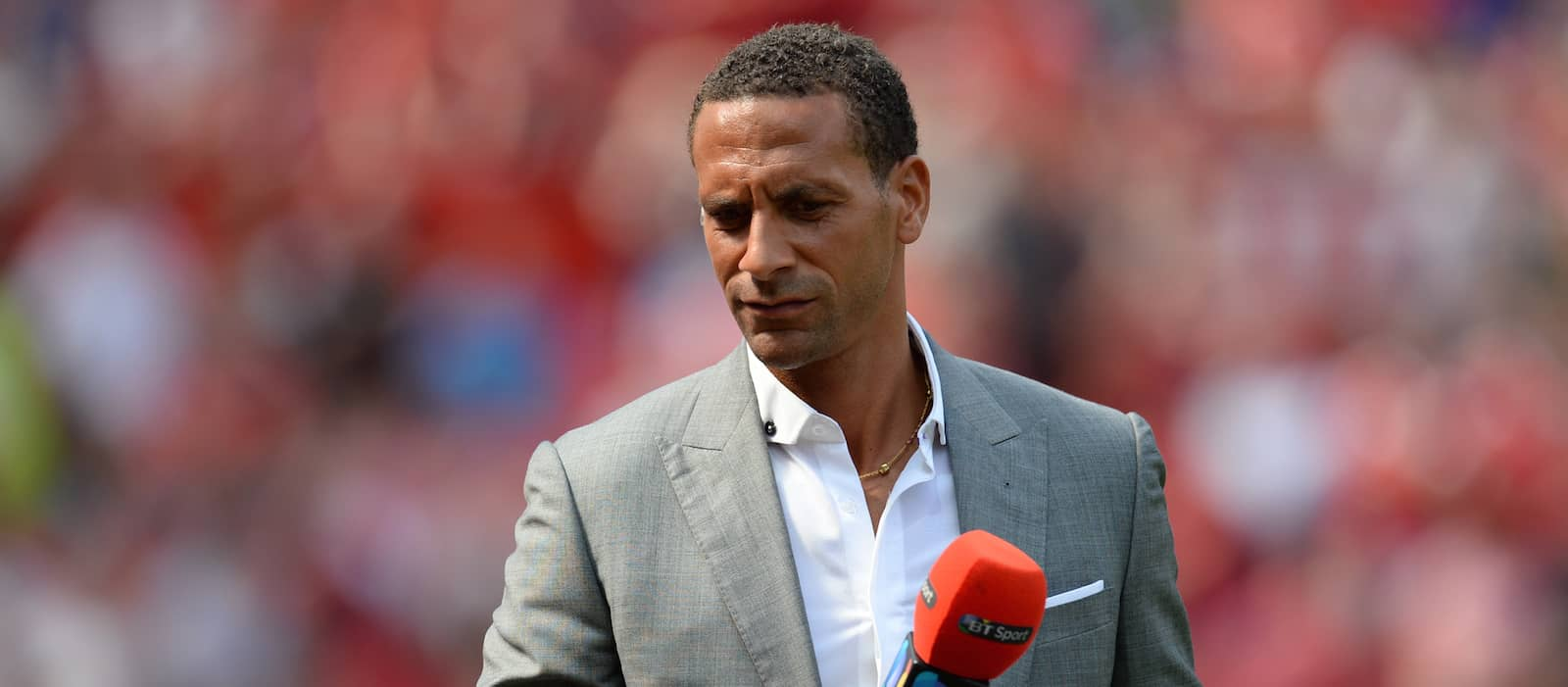 Rio Ferdinand sends a message to Manchester United chiefs