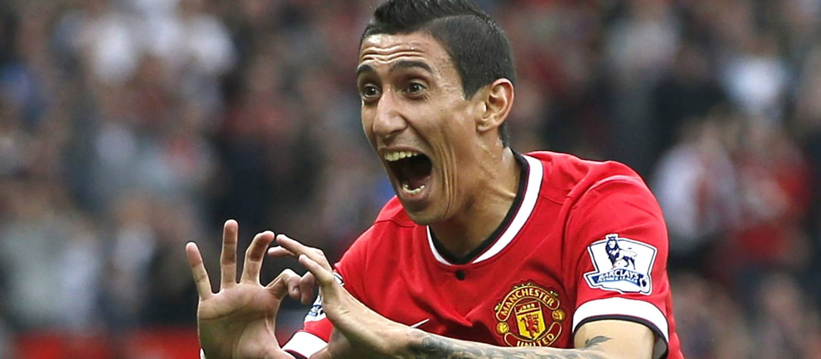Angel Di Maria: Louis van Gaal was the reason I failed at Manchester United