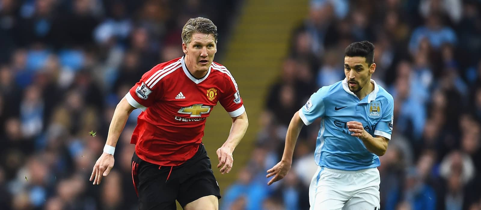 Bastian Schweinsteiger insists he's confident about his fitness