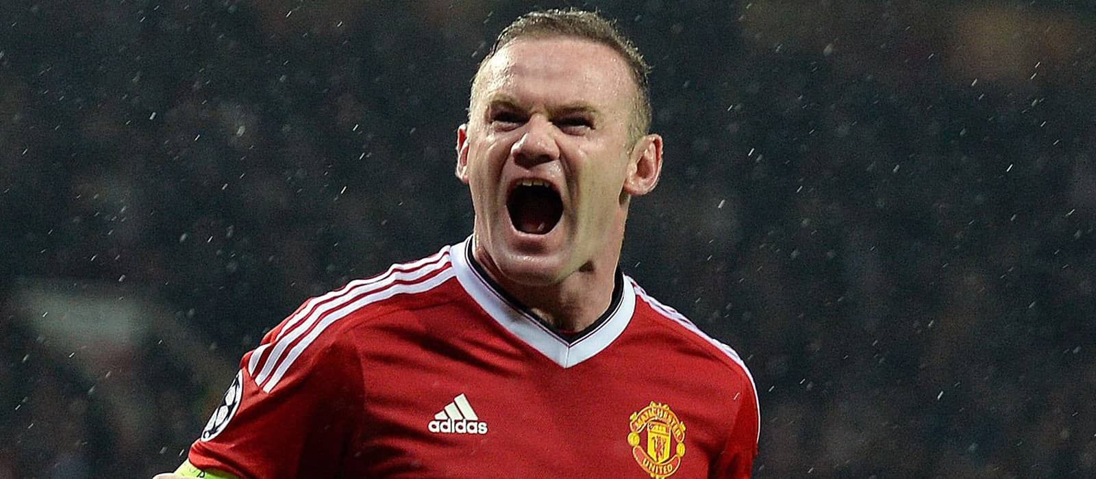 Wayne Rooney voted best ever Manchester United number 10