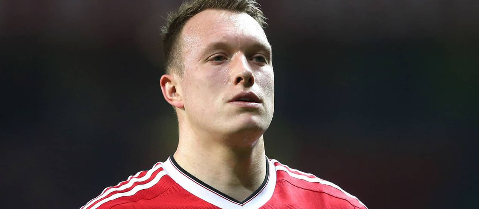 Jose Mourinho assures Phil Jones he has Manchester United future