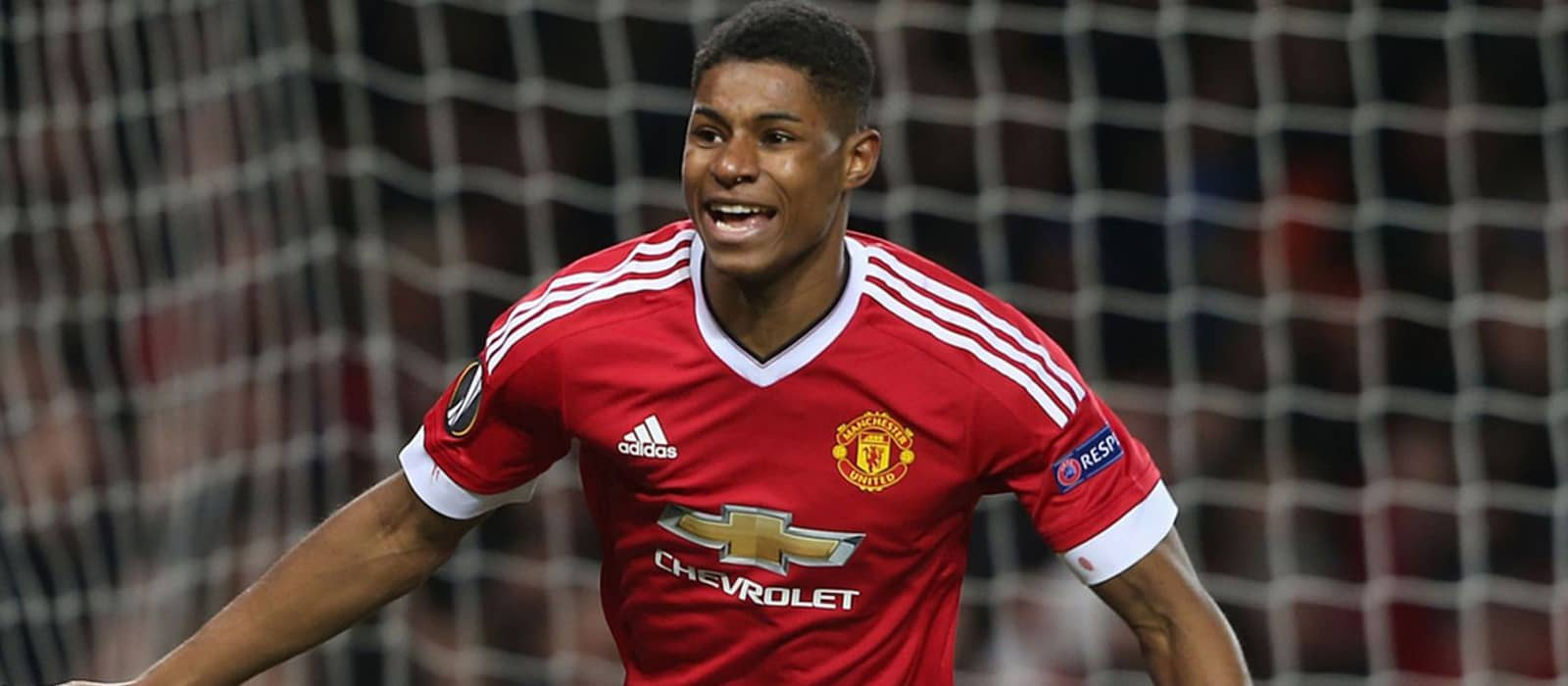 Marcus Rashford revealed as new Manchester United no. 10
