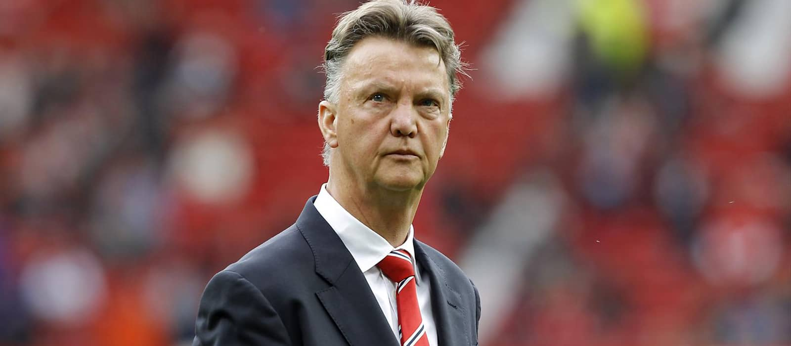 Van Gaal: Record against top teams will give Man United confidence against Spurs