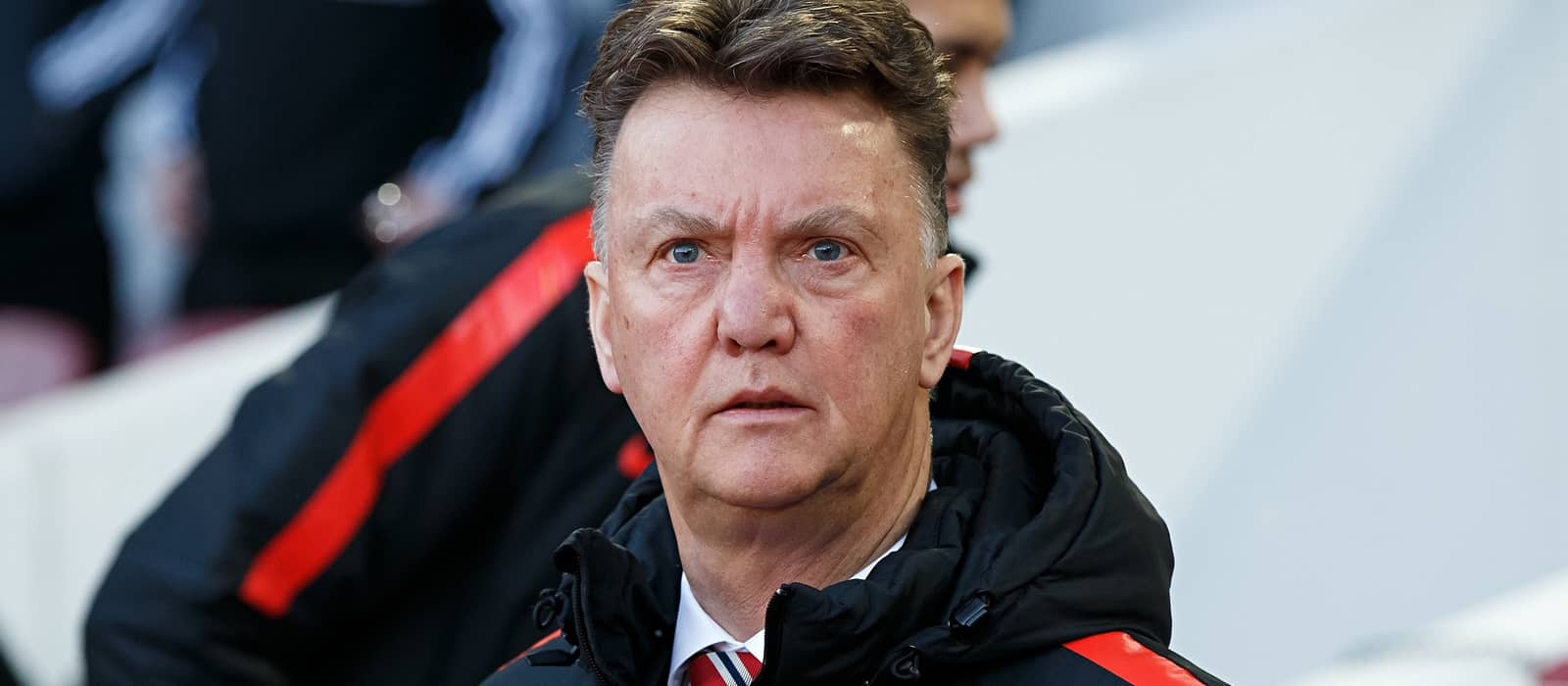 Louis van Gaal: I didn't see a lot of empty seats against Crystal Palace