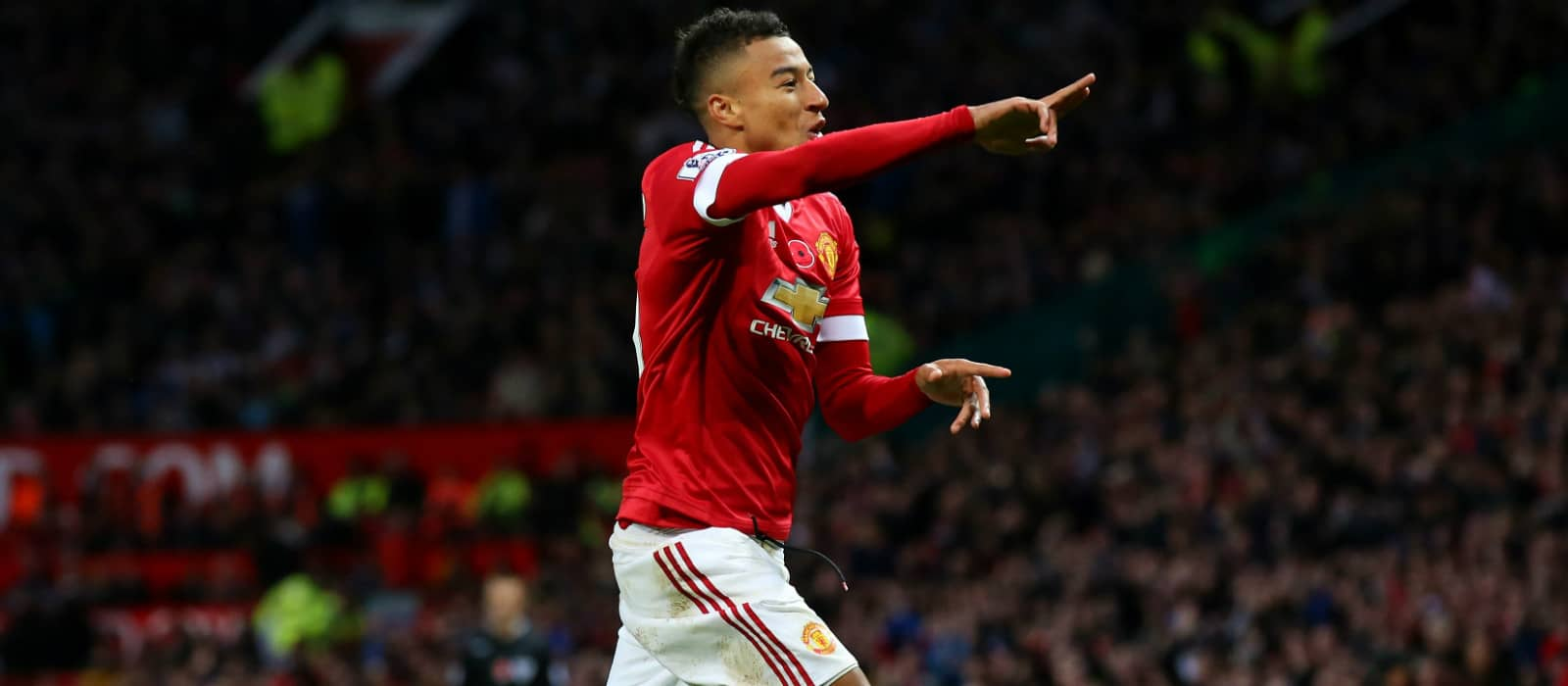Manchester United fans furious with Jesse Lingard's performance against West Ham