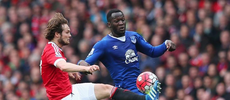 """Blind was fantastic against Lukaku!"" | Man United 1-0 Everton | Fancam"