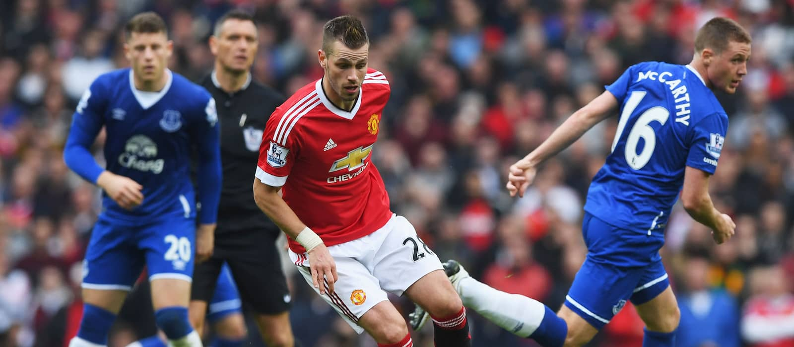 Jose Mourinho blocks Morgan Schneiderlin's transfer and insists he's part of his plans