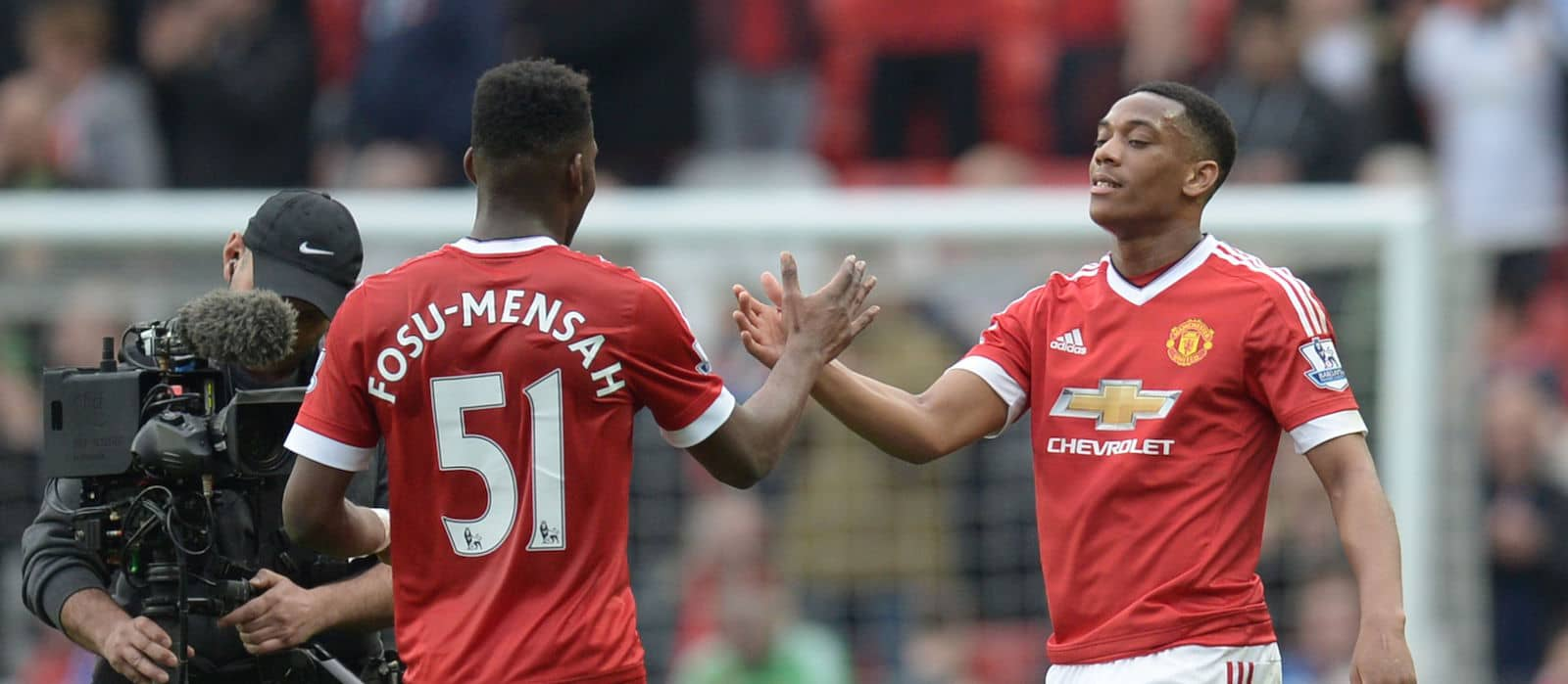 Ian Wright: Get rid of Darmian and Rojo, play the youngsters