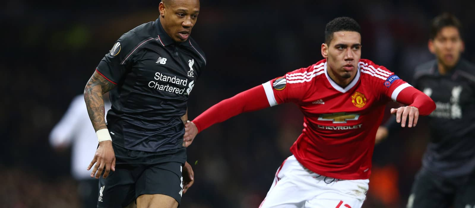 Chris Smalling determined to keep his starting place under Jose Mourinho