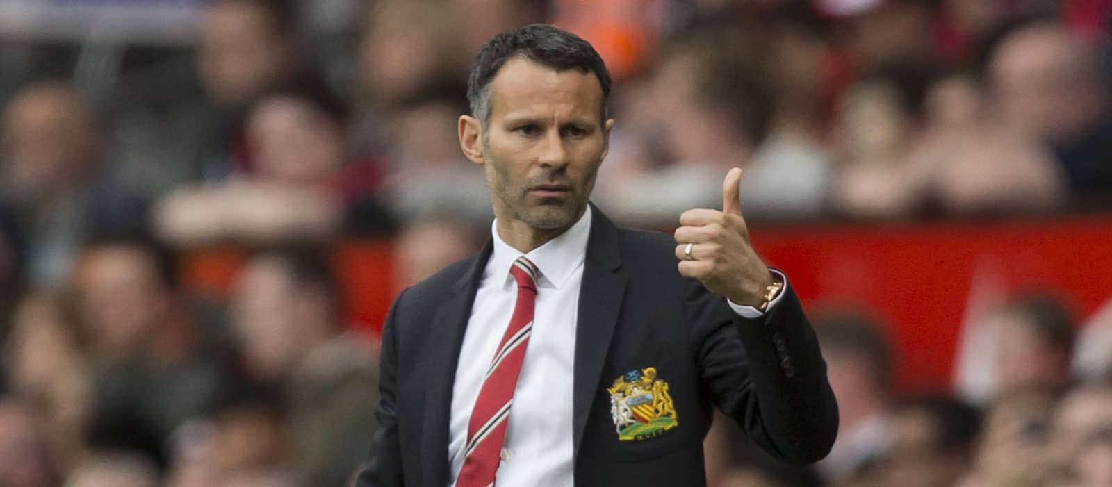Ryan Giggs: I never got nervous as a player but management is completely different