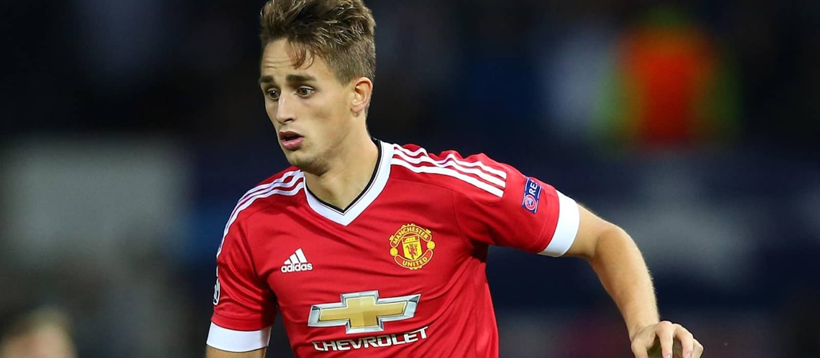 Adnan Januzaj admits confusion with Louis van Gaal's methods