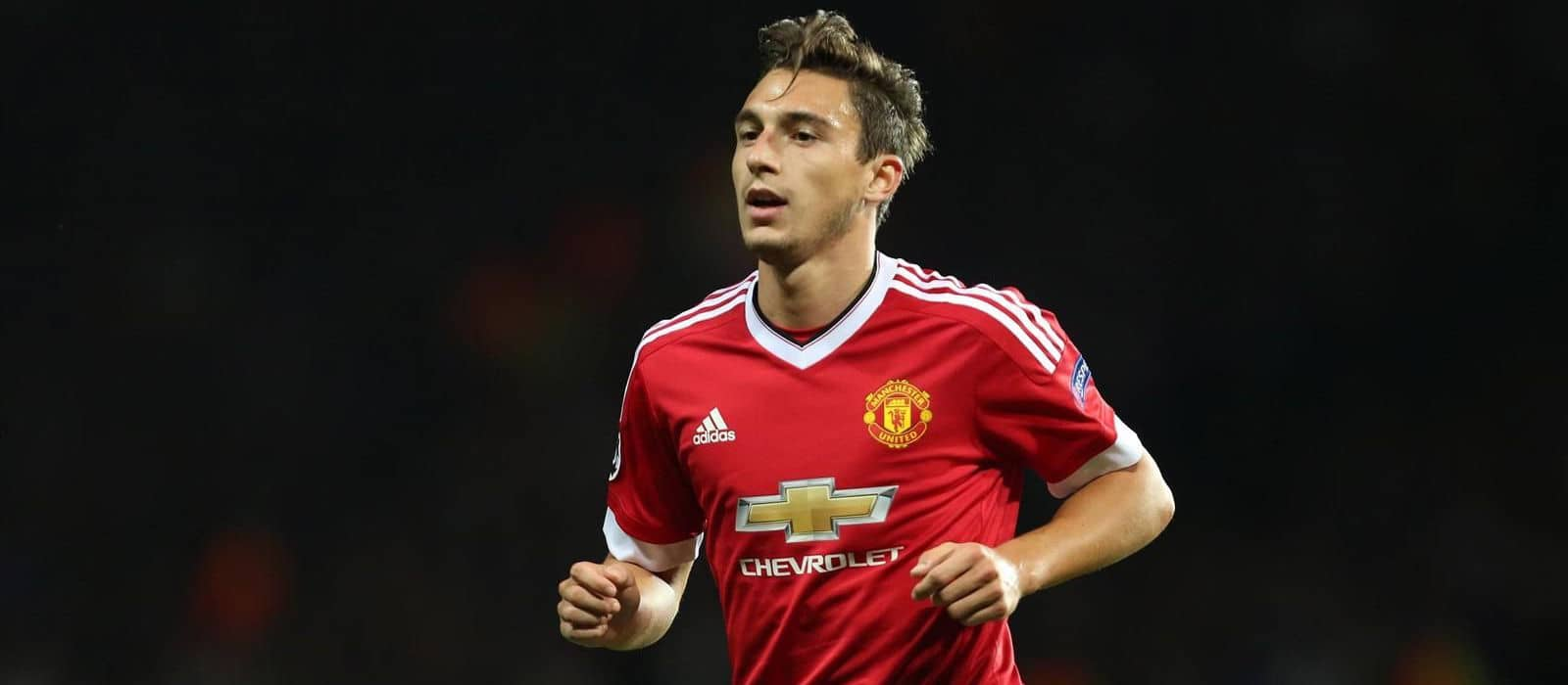 Matteo Darmian in Italy ahead of transfer deadline day on Friday