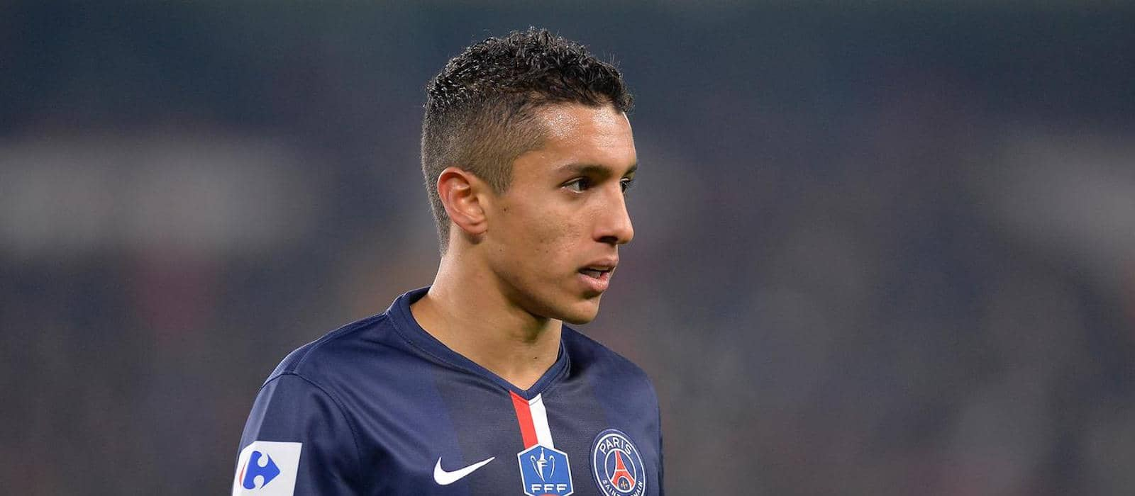 Marquinhos' agent makes contact with Manchester United: report