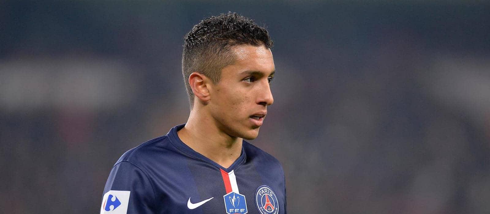 Manchester United considering Paris Saint-Germain defender Marquinhos – report