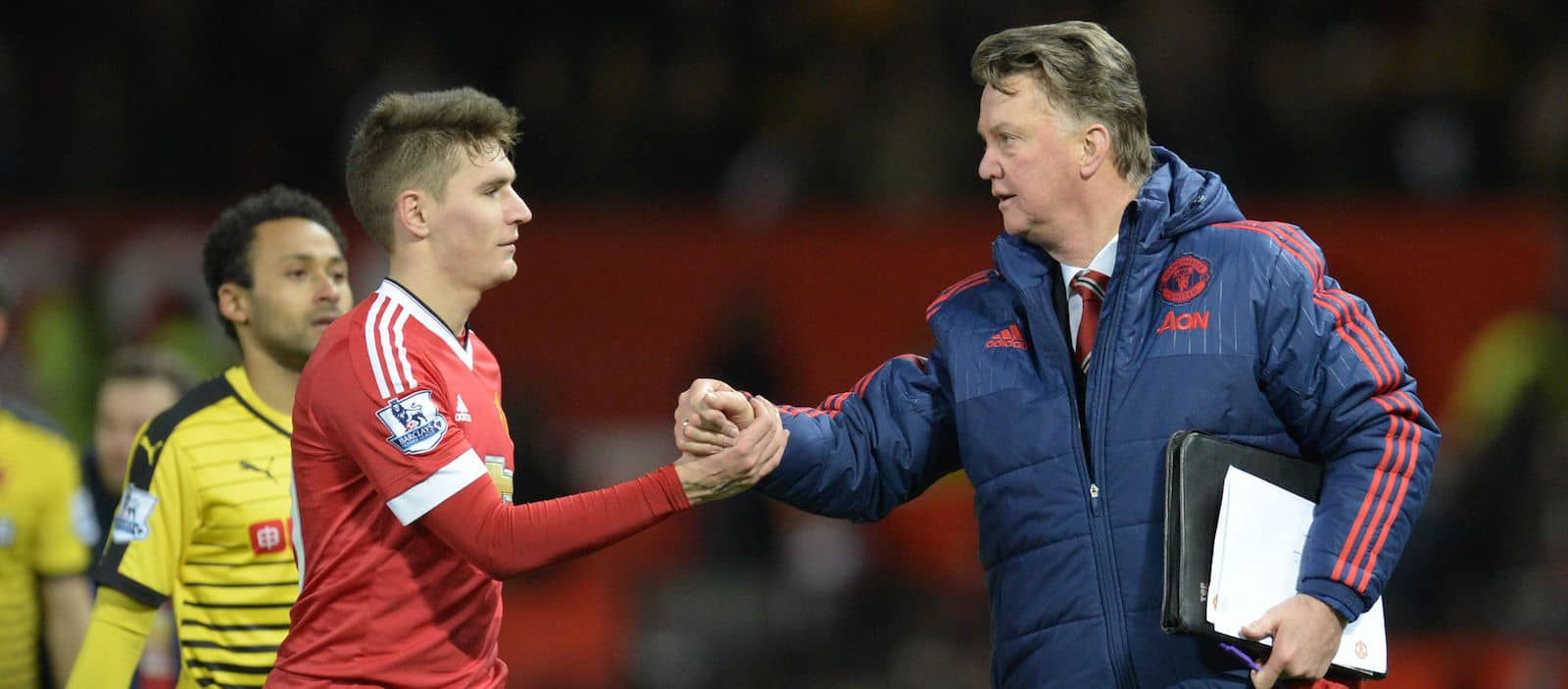 Guillermo Varela training ahead of Tottenham Hotspur after mini exodus