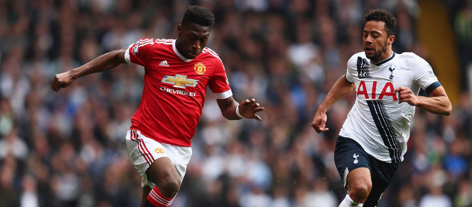 Timothy Fosu-Mensah opens up about his lack of game-time at Manchester United