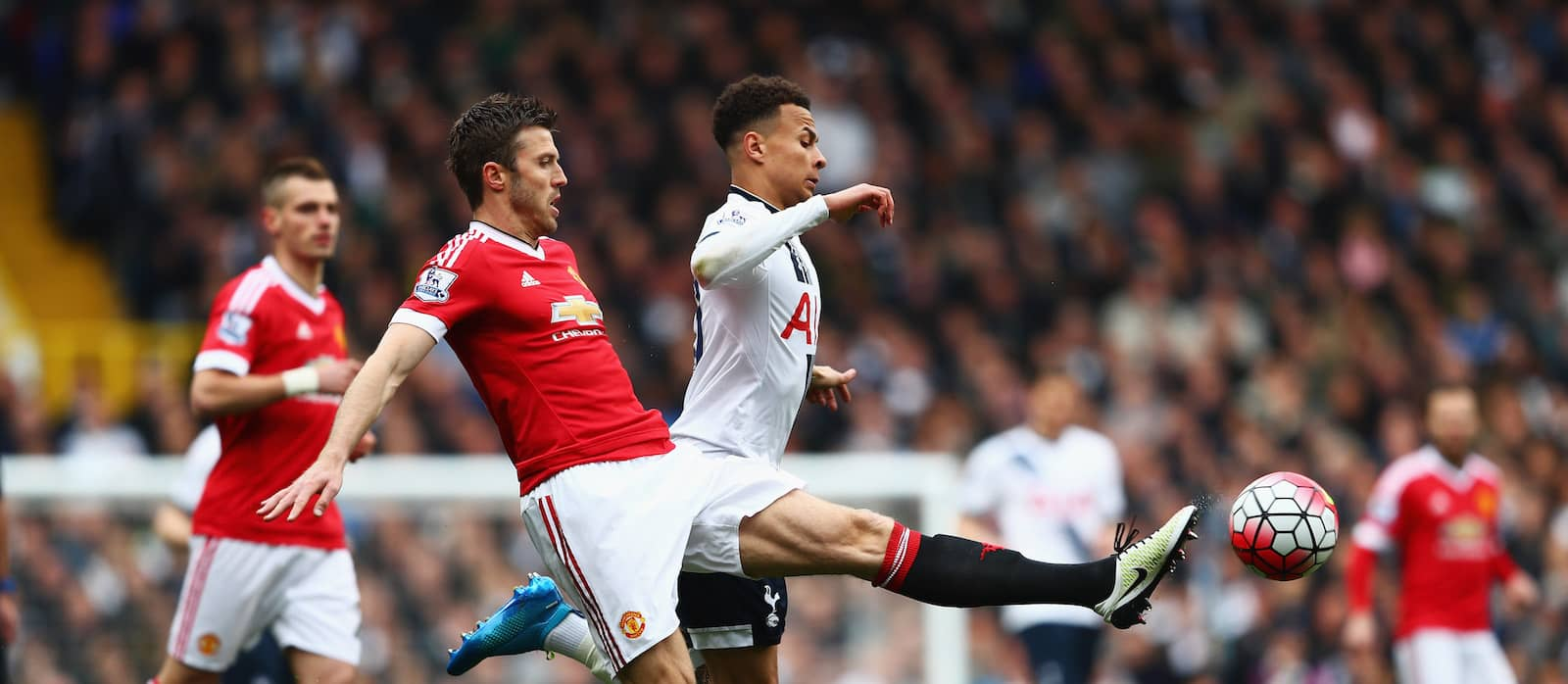 Michael Carrick hopeful but unsure of new Manchester United contract