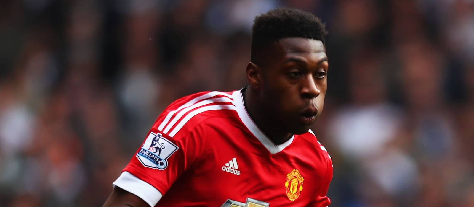 Timothy Fosu-Mensah is ready for his chance to shine at Manchester United
