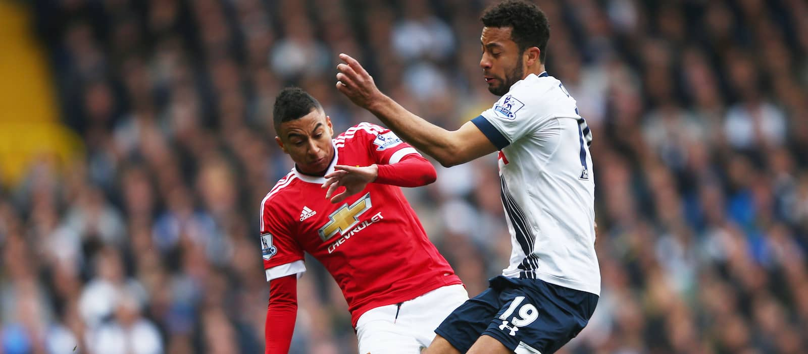Jesse Lingard puts in invisible performance against Tottenham Hotspur