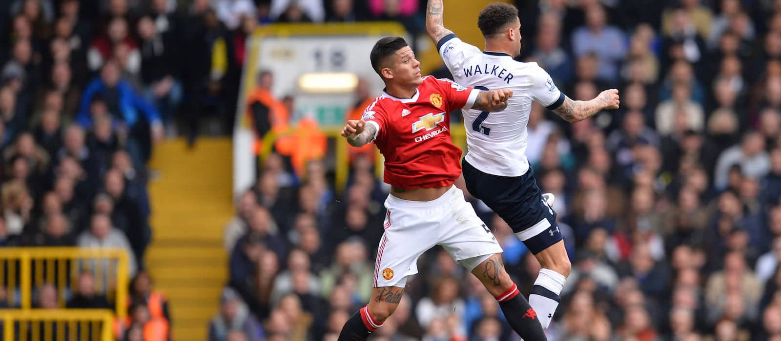 Jamie Carragher: Marcos Rojo was embarrassing against Spurs